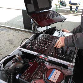 Firemná akcia Tatravagónka Poprad, zvuková aparatúra a DJ