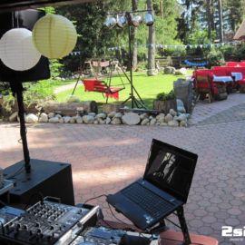 DJ ozvučenie a osvetlenie rodinná oslava jubilea 30tky vila Astra v Starej Lesnej