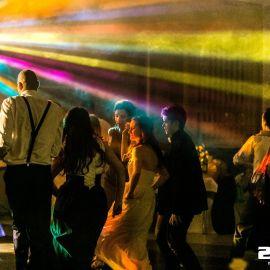 DJ a osvetlenie na stužkovú slávnosť, tanečná zábava v Tatravagonke v Poprade