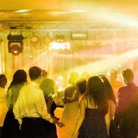Stužková slávnosť, párty v Tatravagonke v Poprade