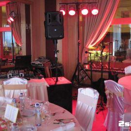 DJ na luxusnú svadbu a príprava ozvučenia v Grand Hoteli v Starom Smokovci