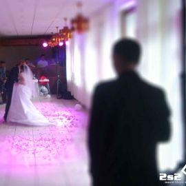 DJ na svadbu, konfety a mlamanželský tanec v hoteli Autis v Dolnom Smokovci