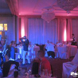 DJ a ozvučenie saxofonistky, luxusná svadba v Grand Hoteli, Starý Smokovec