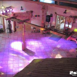 Ozvučenie, osvetlenie a DJ na svadbu, reštaurácia Koliba v Poprade