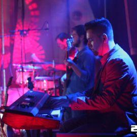 Ozvučenie a osvetlenie koncertu v kine Máj v Poprade