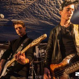 Ozvučenie koncertu kapely Head 'n' heel v Poprade