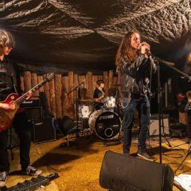 Ozvučenie koncertu kapely Blue Apple Sphere v Poprade